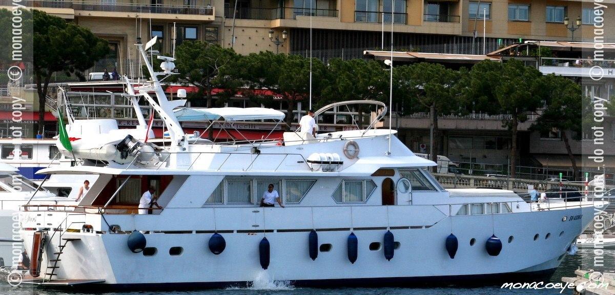 Five Stars, yacht