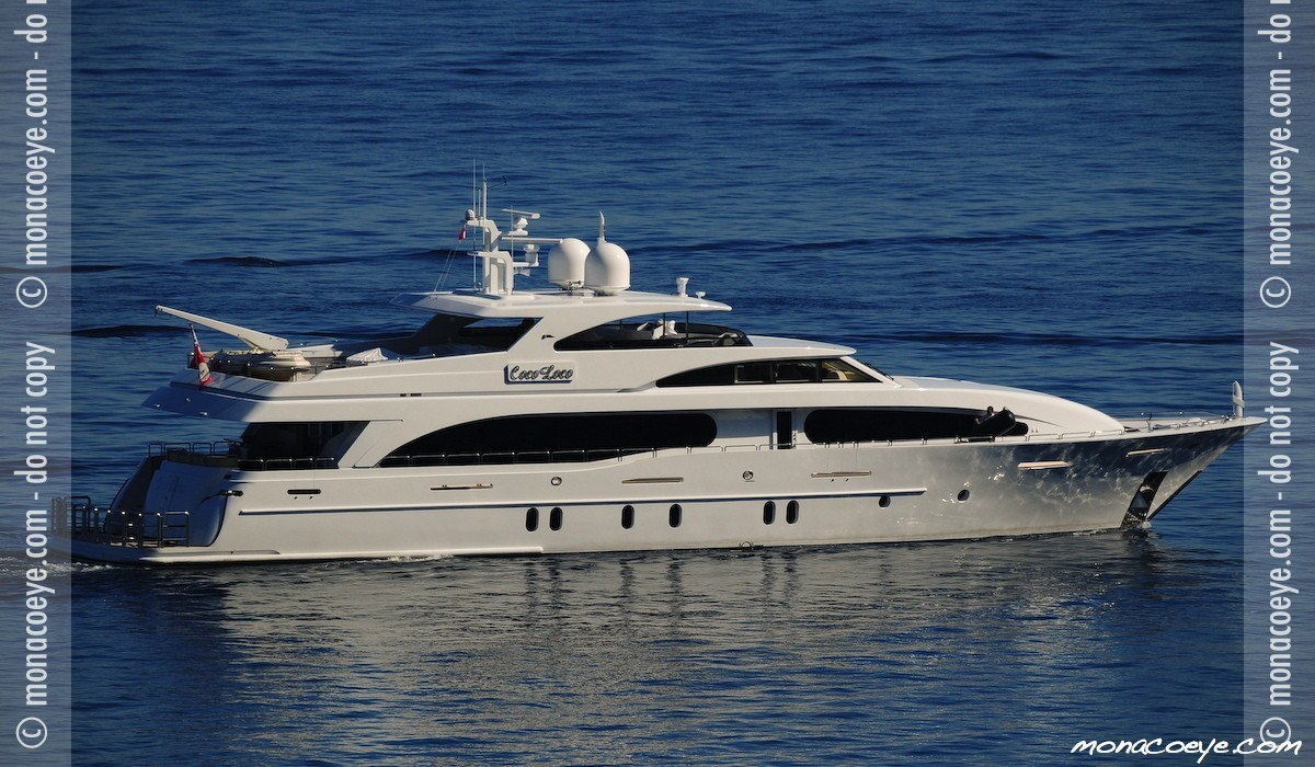 Coco Loco, yacht