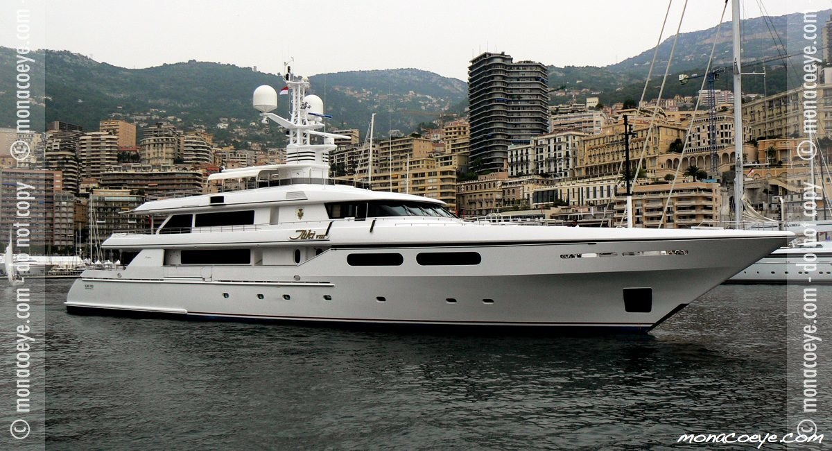 Iliki VIII, yacht