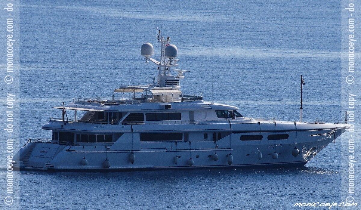 Sweety, yacht
