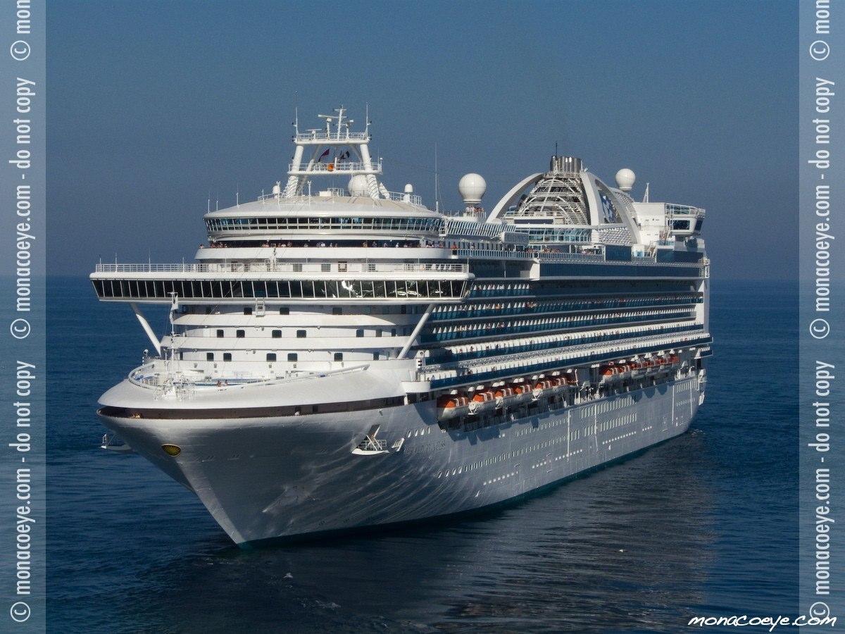 Cruise Ship Emerald Princess | Fitbudha.com