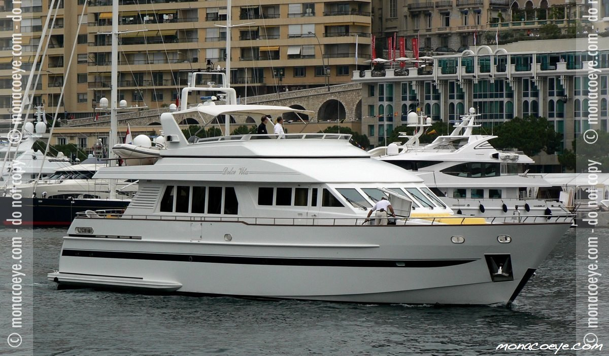 Monaco Yacht Show 2006 - Dolce Vita