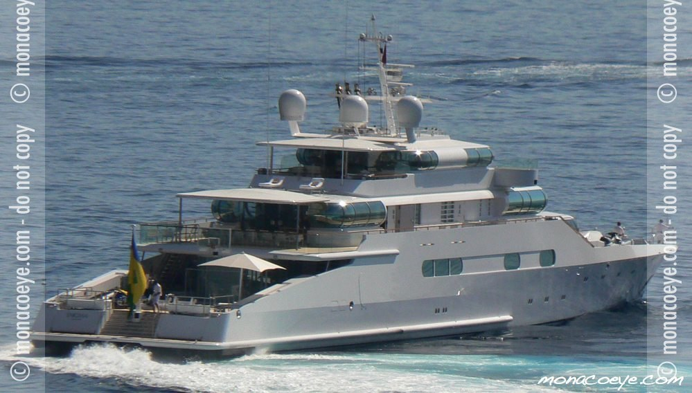larry ellison yacht