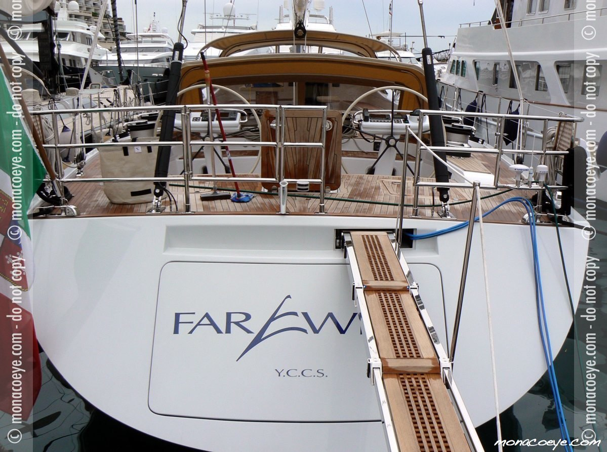 Monaco Yacht Show 2006 - Farewell - SW 100