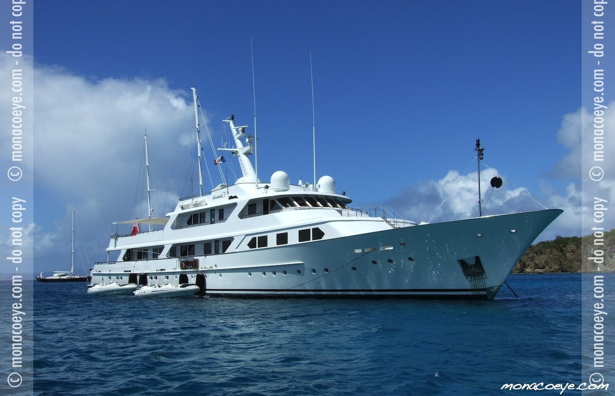 Elisabeth F, yacht