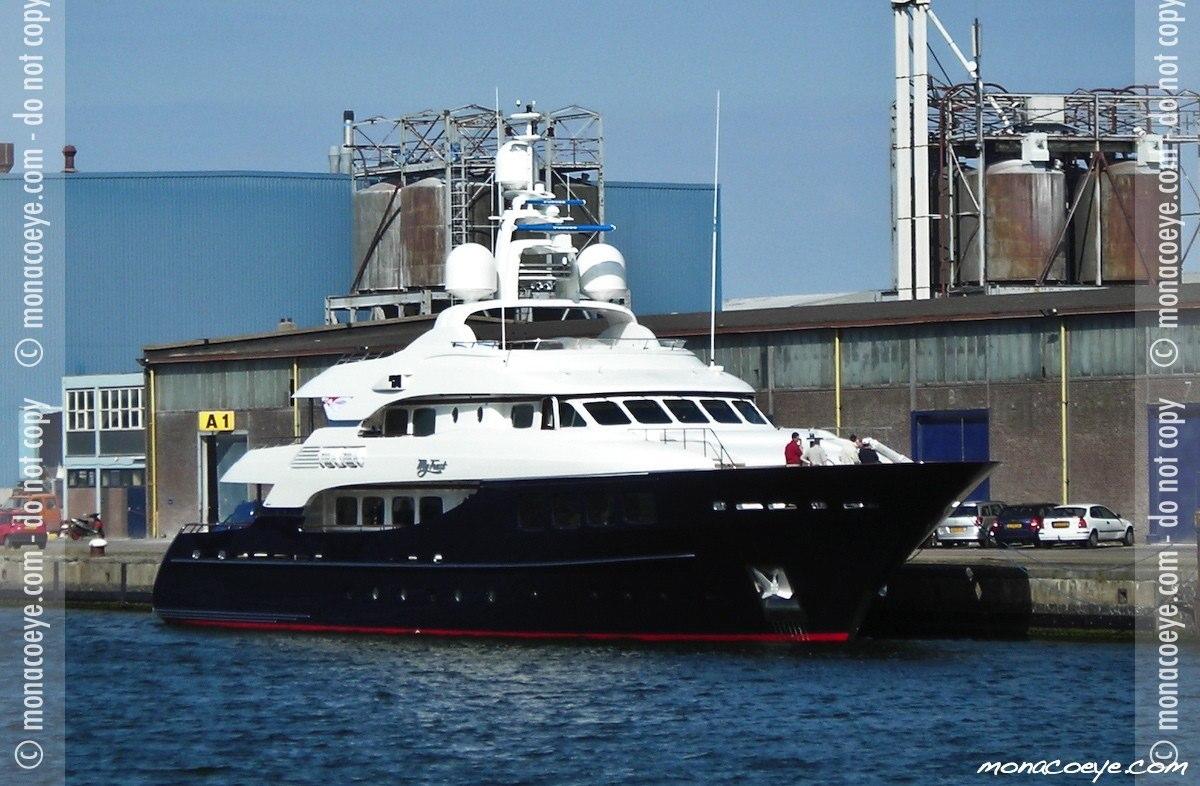 My Trust, yacht