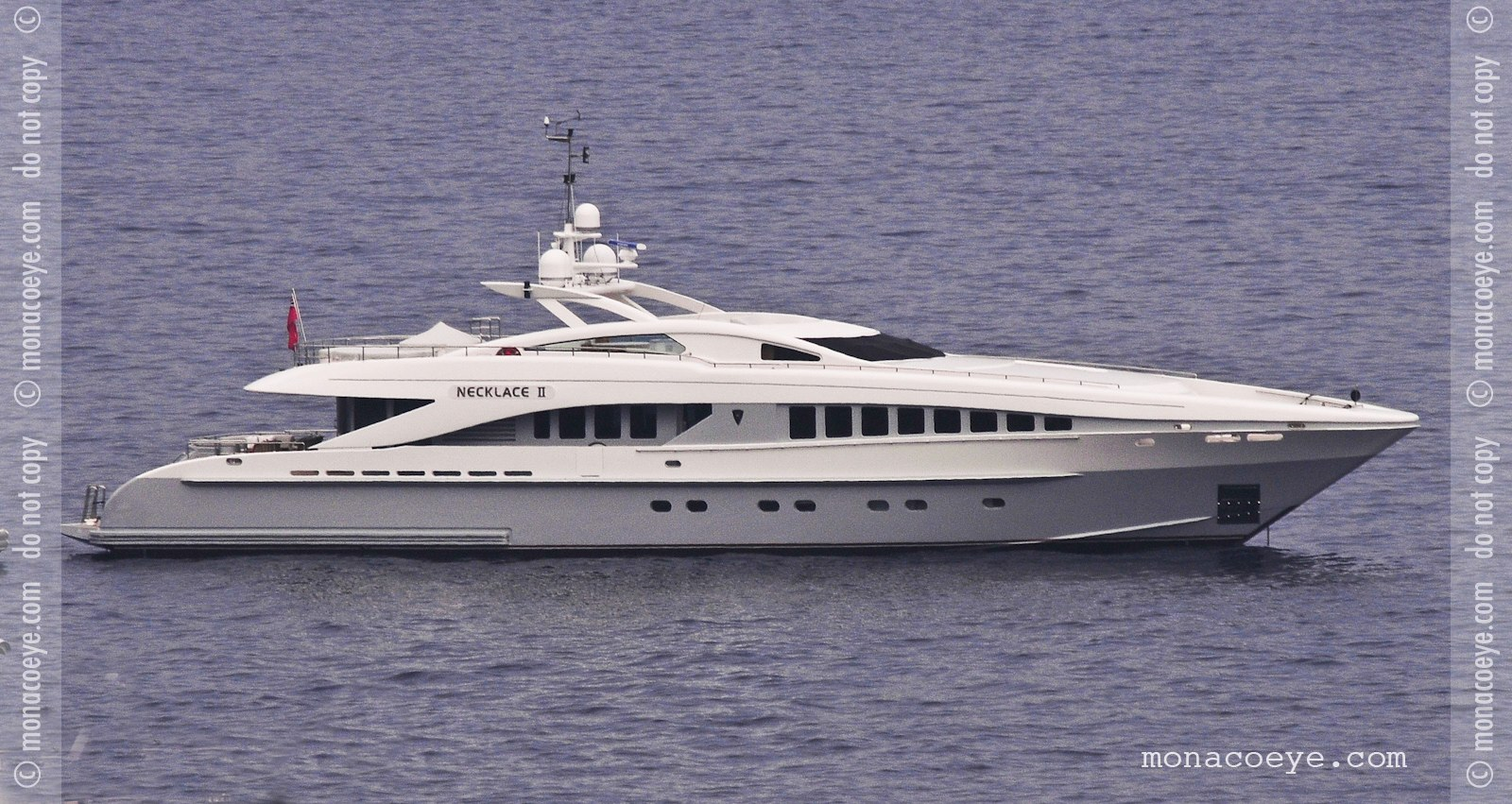 Necklace II, yacht from Heesen. Build number 12137, 2004, 37 metres. Ex Lady Ingeborg