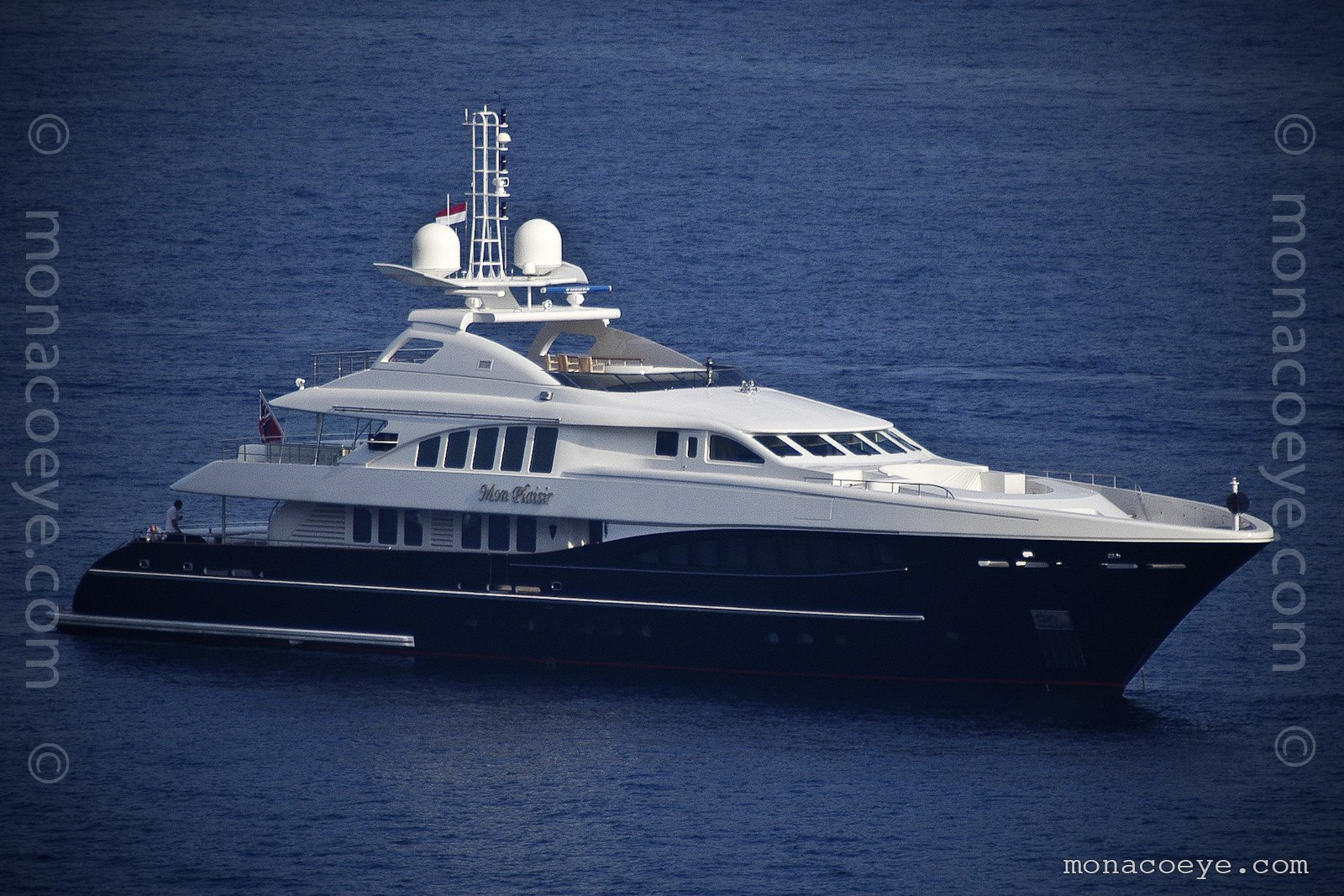 Mon Plaisir, yacht from Heesen. Build number 13547, 2007, 47 metres