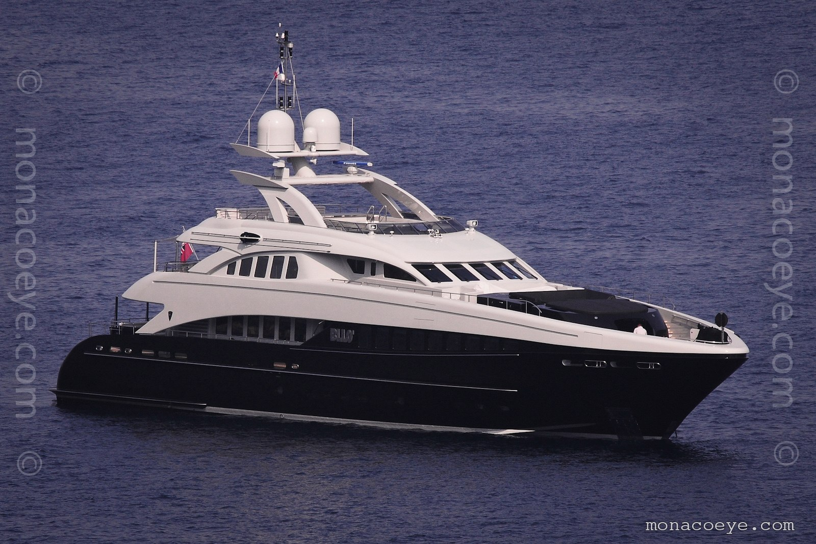 Bliss, yacht from Heesen. Build number 13844, 2007, 44 metres. Ex 101