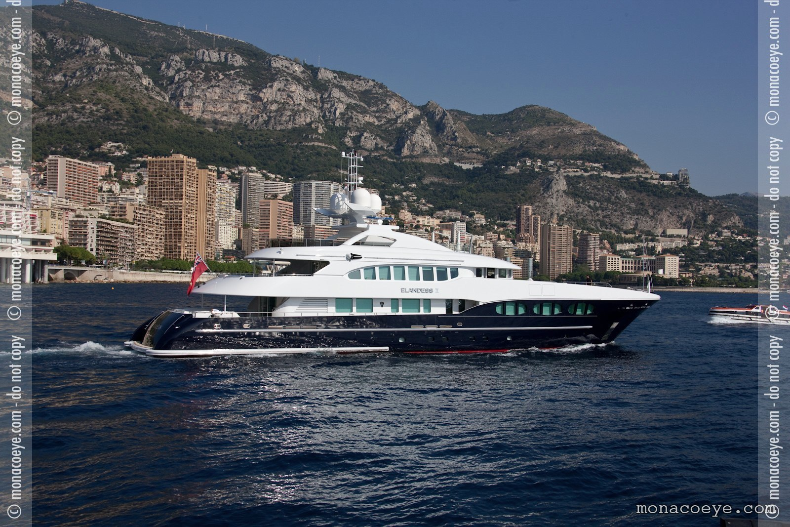 Elandess II, yacht from Heesen. Build number 14047, 2008, 47 metres. Ex Elandess