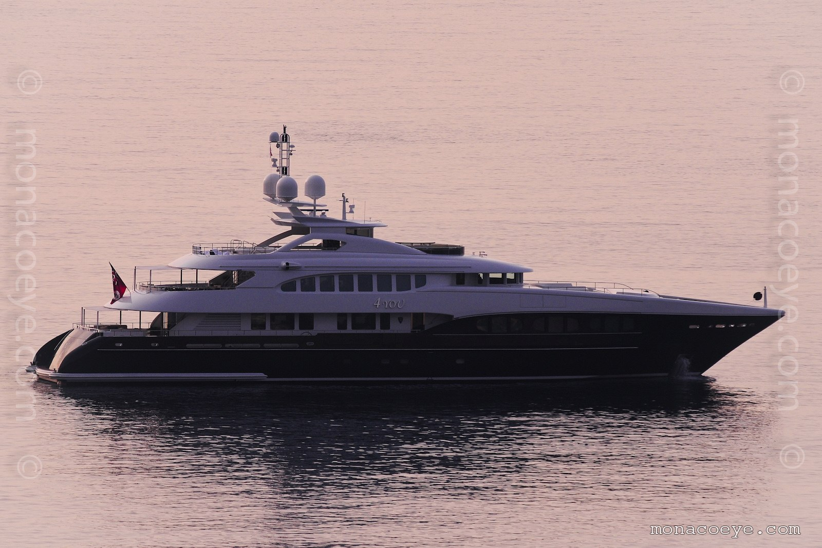 4 You, new yacht from Heesen. Build number 14647, 2009, 47 metres