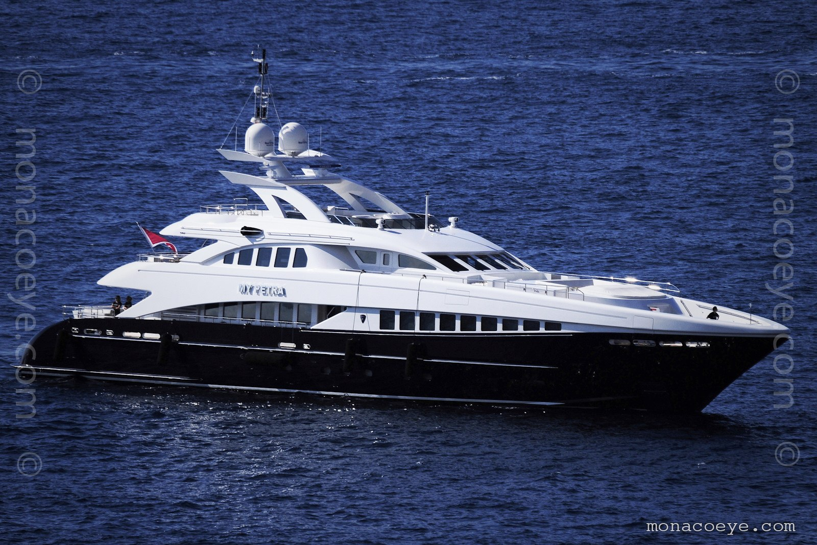 My Petra, new yacht from Heesen. Build number 14844, 2009, 44 metres