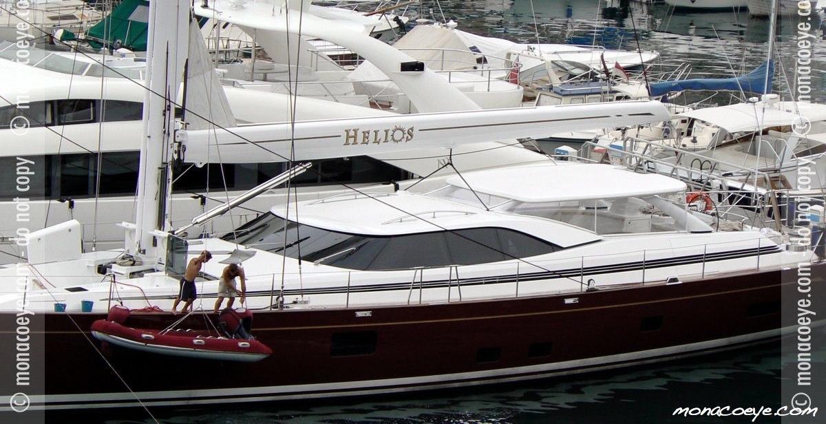 Monaco Yacht Show 2006 - Helios