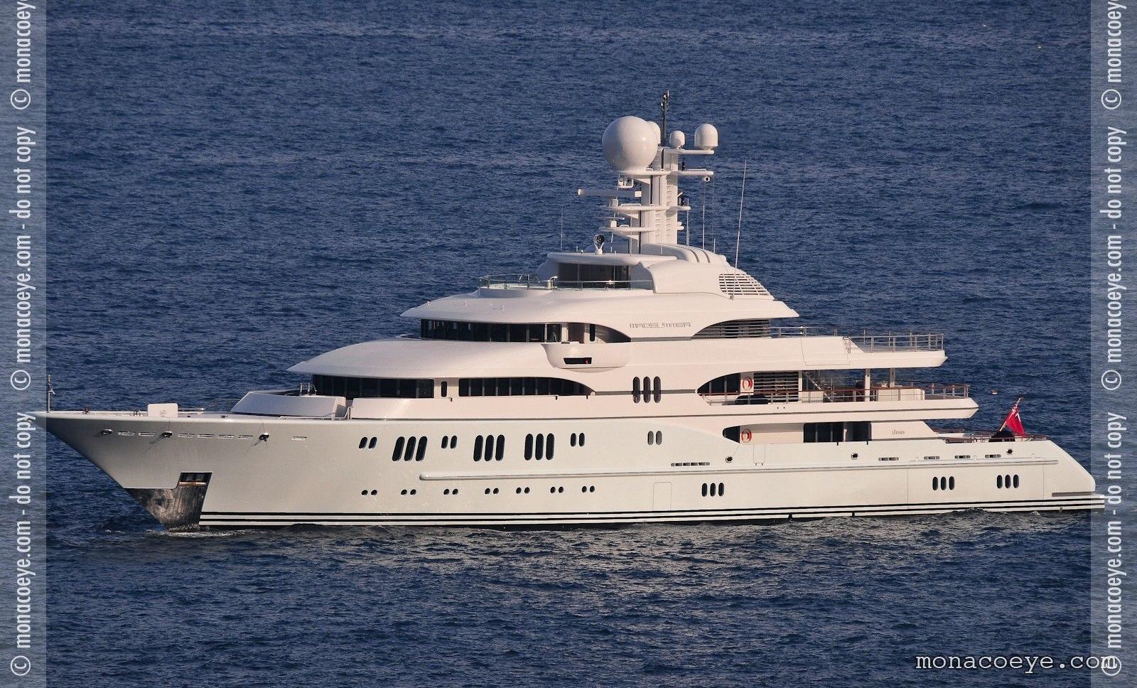 Madsummer, yacht