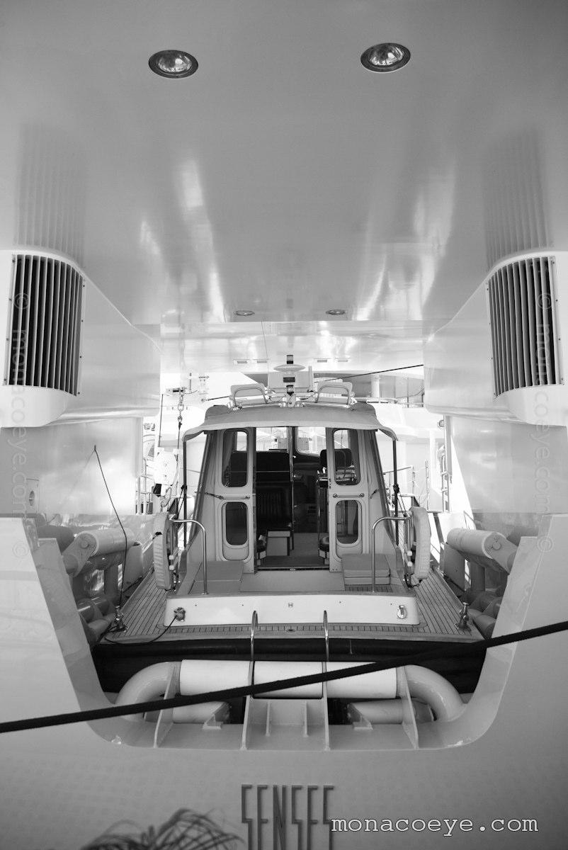 Monaco Yacht Show 2010, Senses