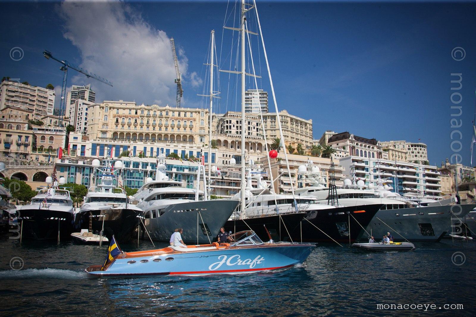Monaco Yacht Show 2010, J Craft Torpedo