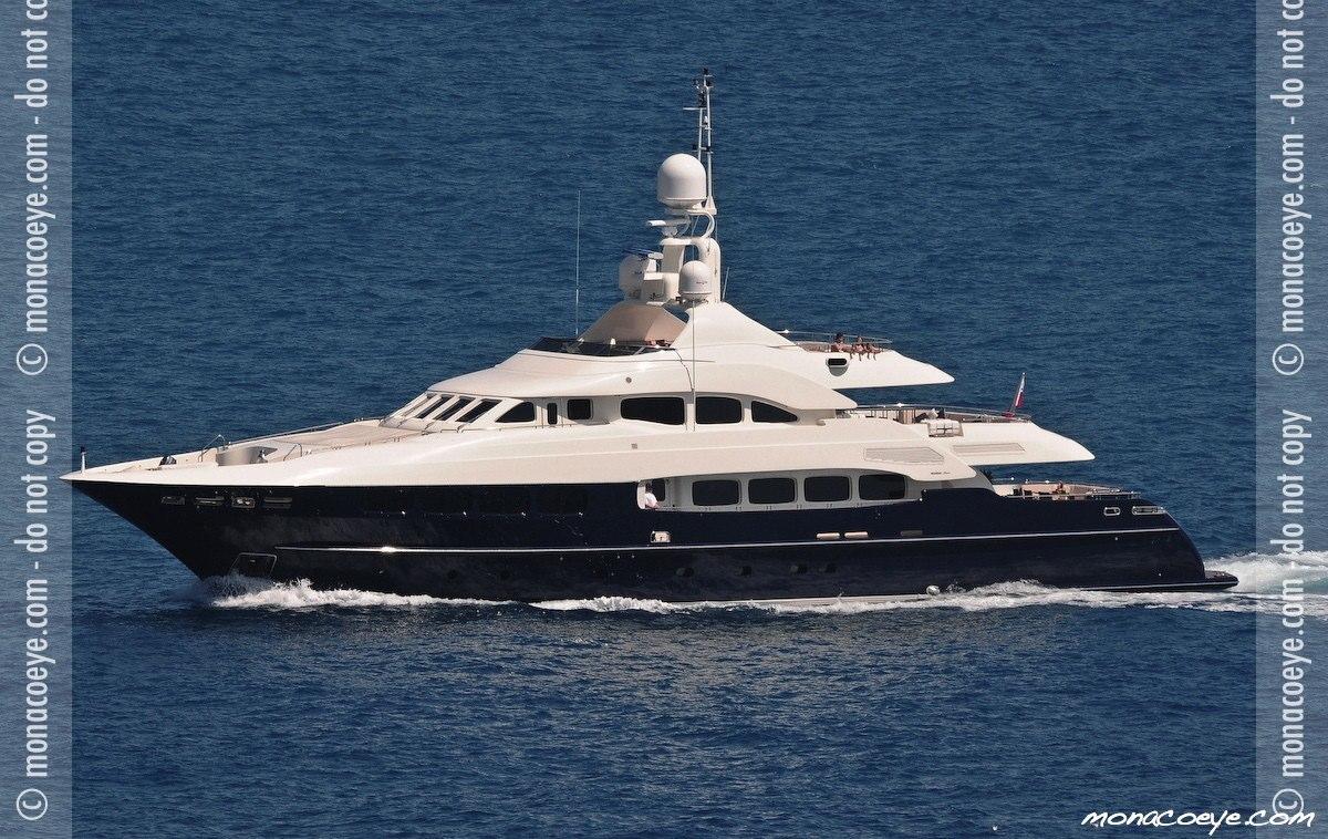 Serafima, yacht