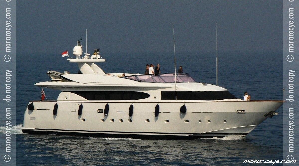 Talila, yacht