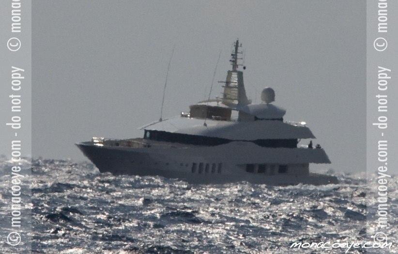 Arethusa, yacht