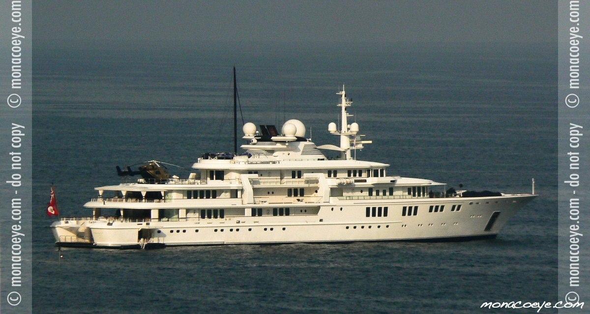 Tatoosh Yacht For Sale