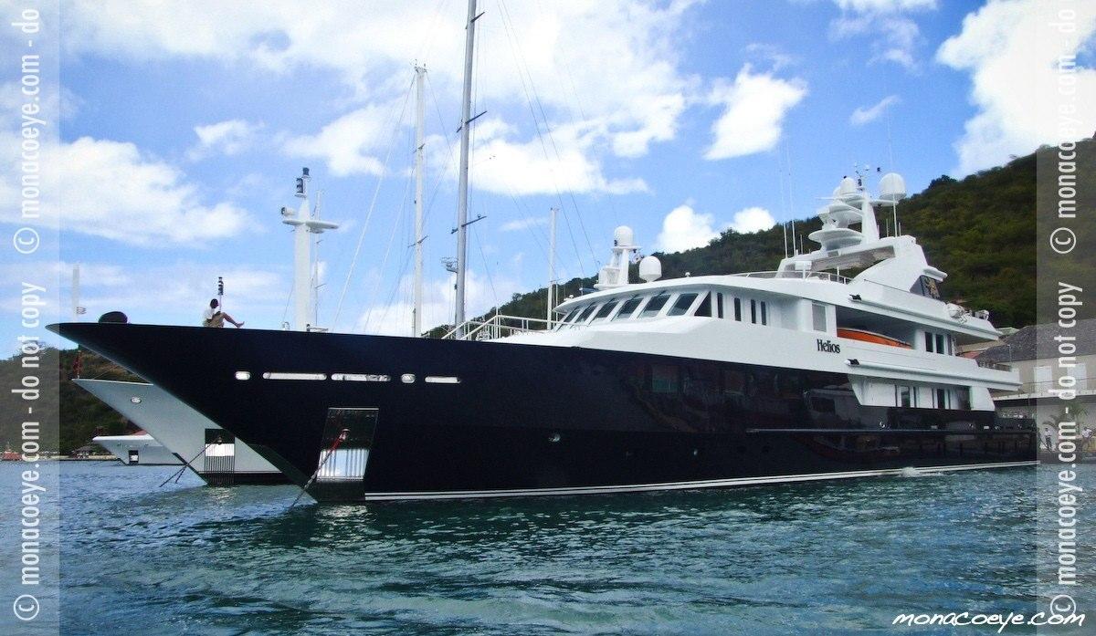 Helios, yacht