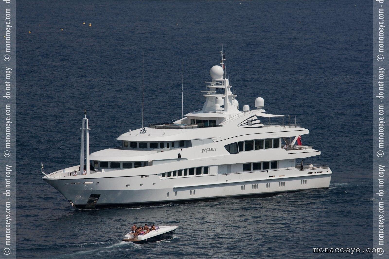 Pegasus, yacht