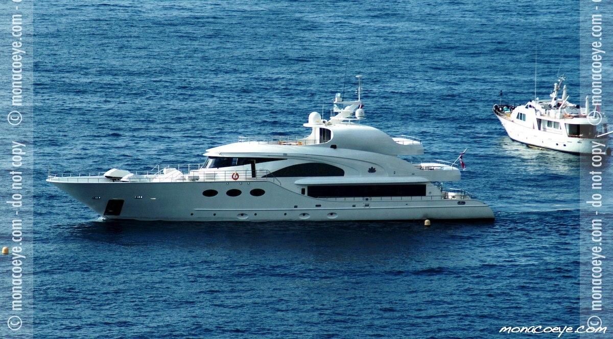 Fathom, yacht