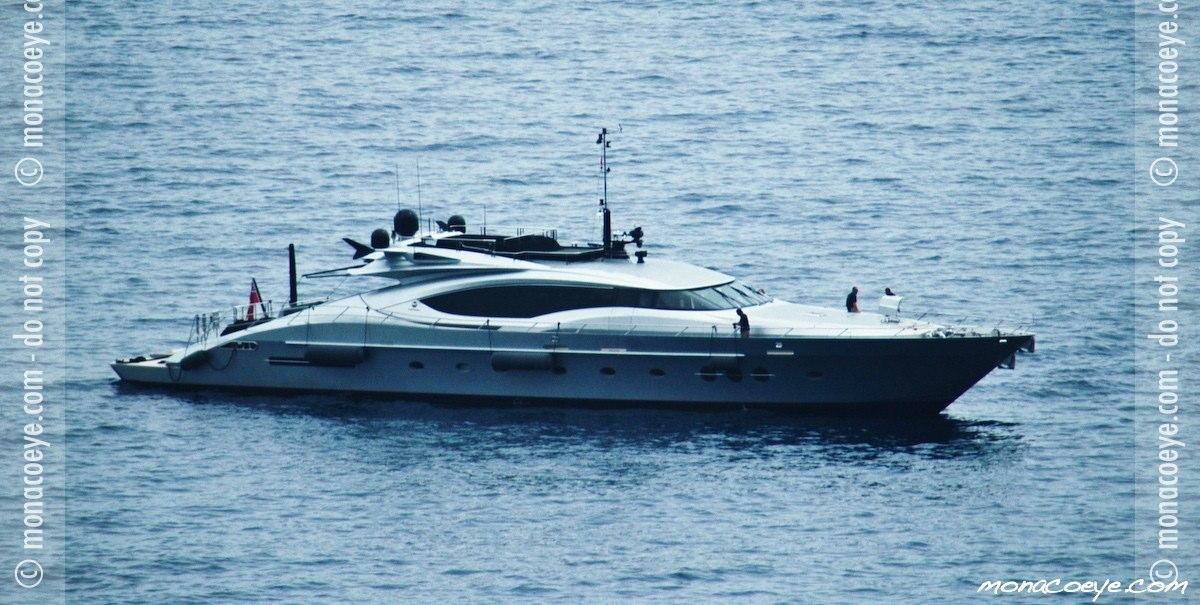 Hush, yacht