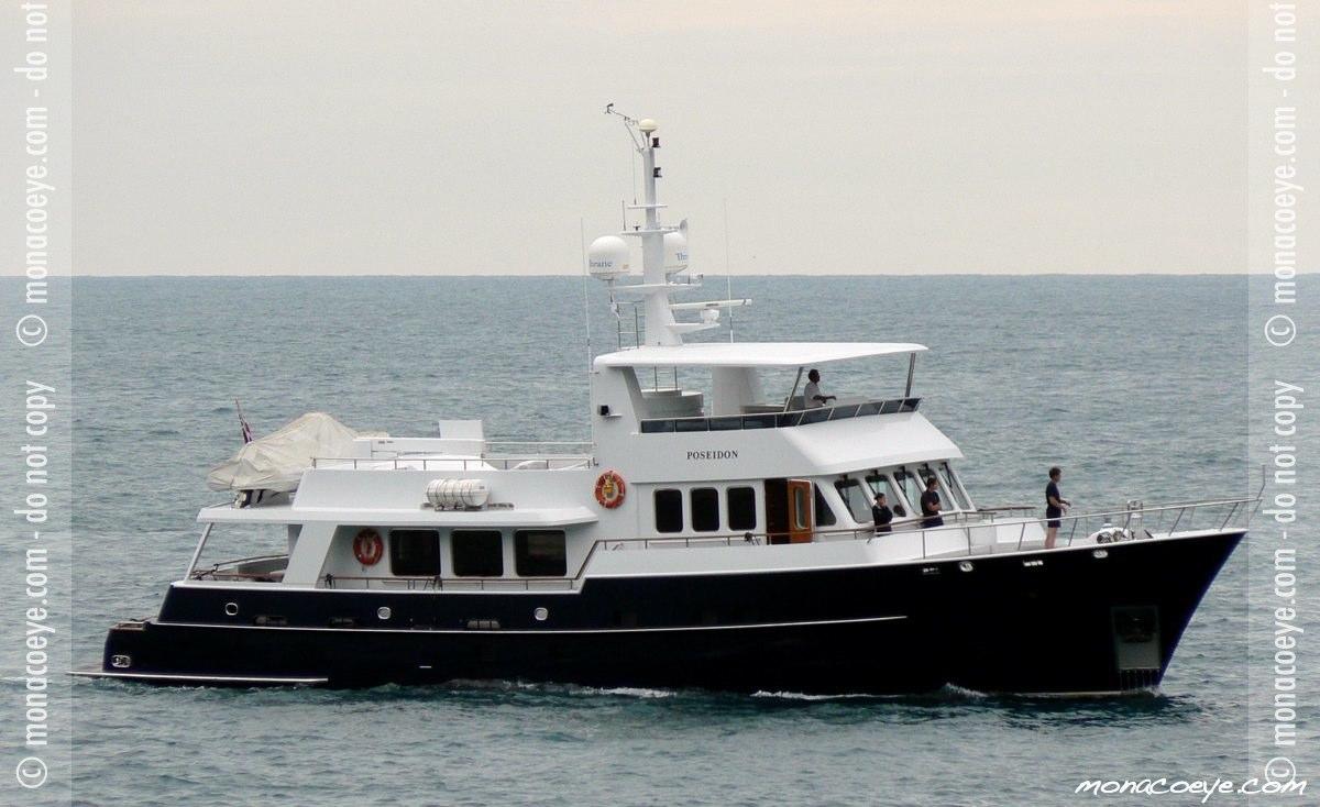 Monaco Yacht Show 2006 - Poseidon