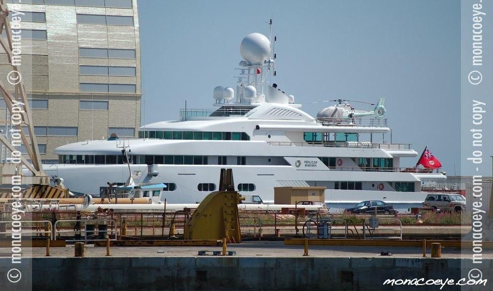 Yacht name: Princess Mariana