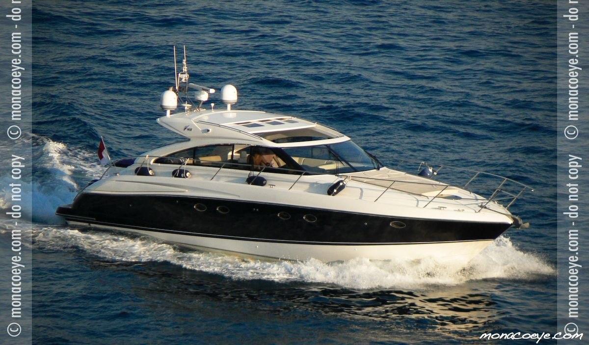 Yacht name: Princess V53 Builder: Princess Yachts