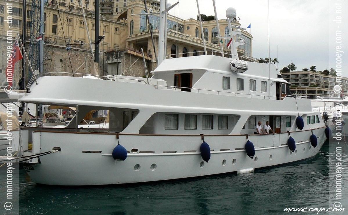Monaco Yacht Show 2006 - Solaria