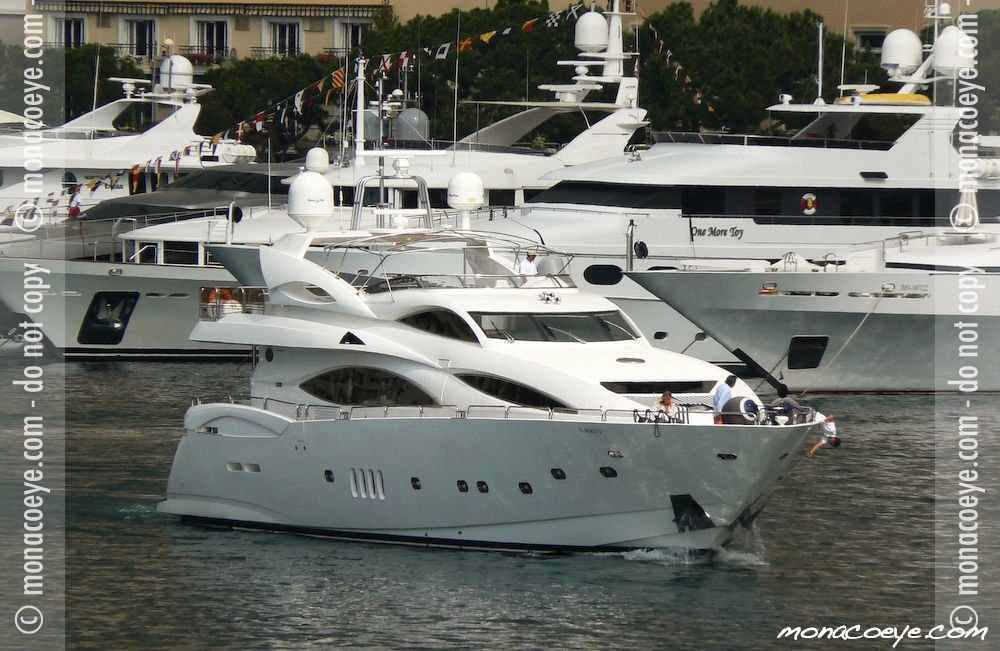 Sunseeker 105 • El Bosco V