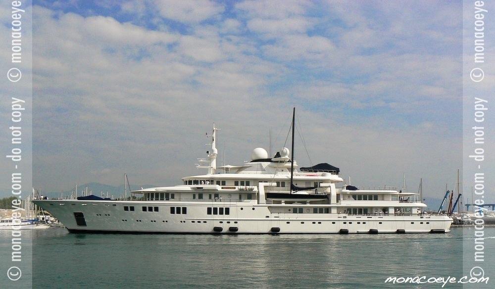 Tatoosh Yacht name Tat...