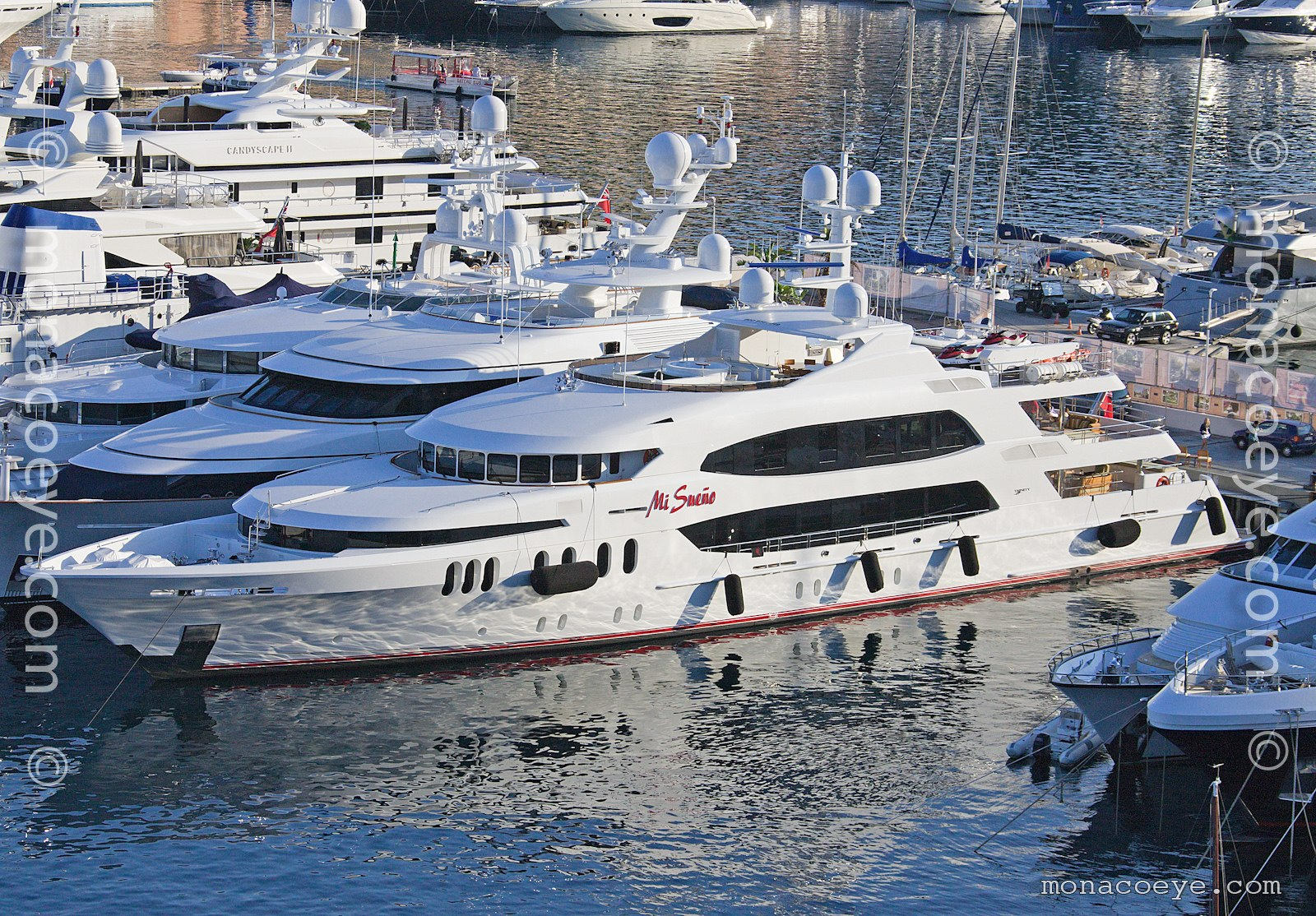 Monaco Yachts - Home News