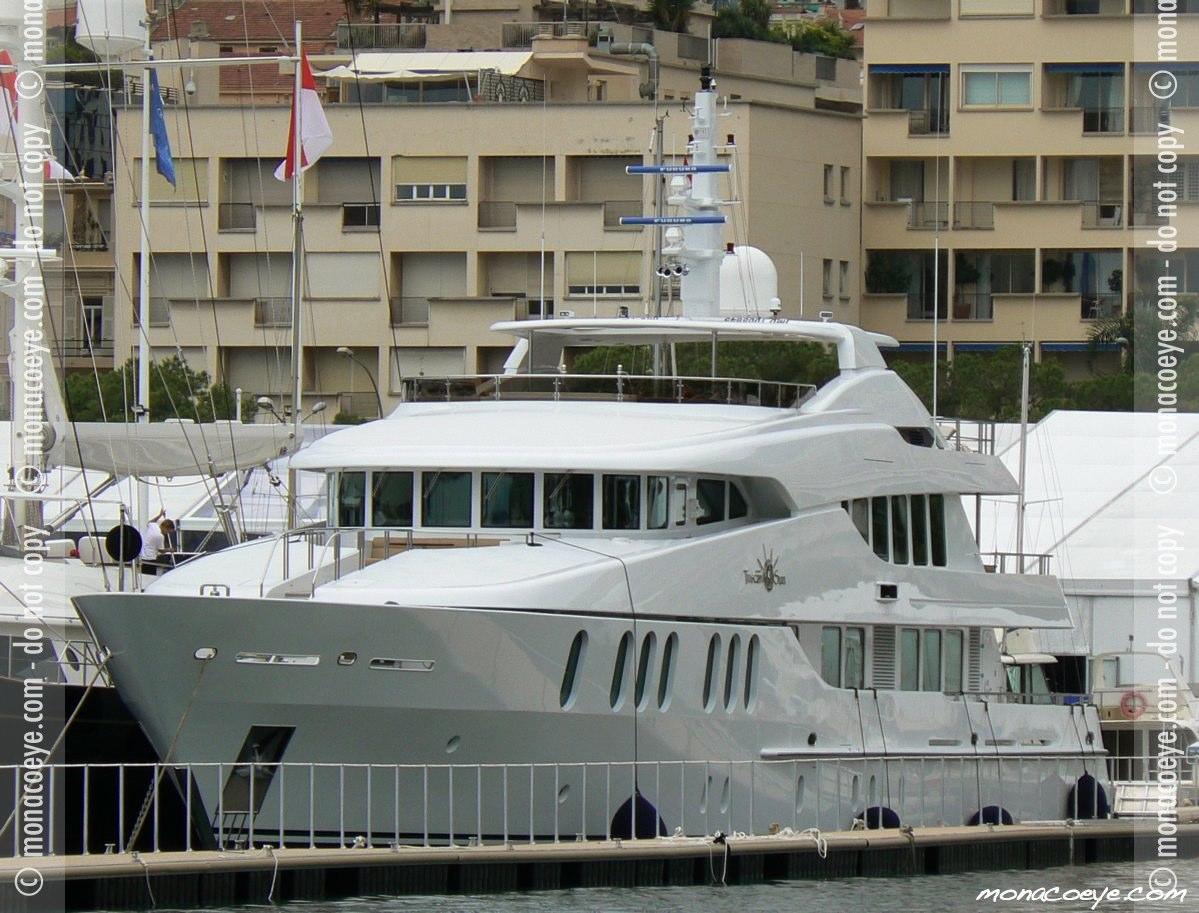 Monaco Yacht Show 2006 - Tuscan Sun