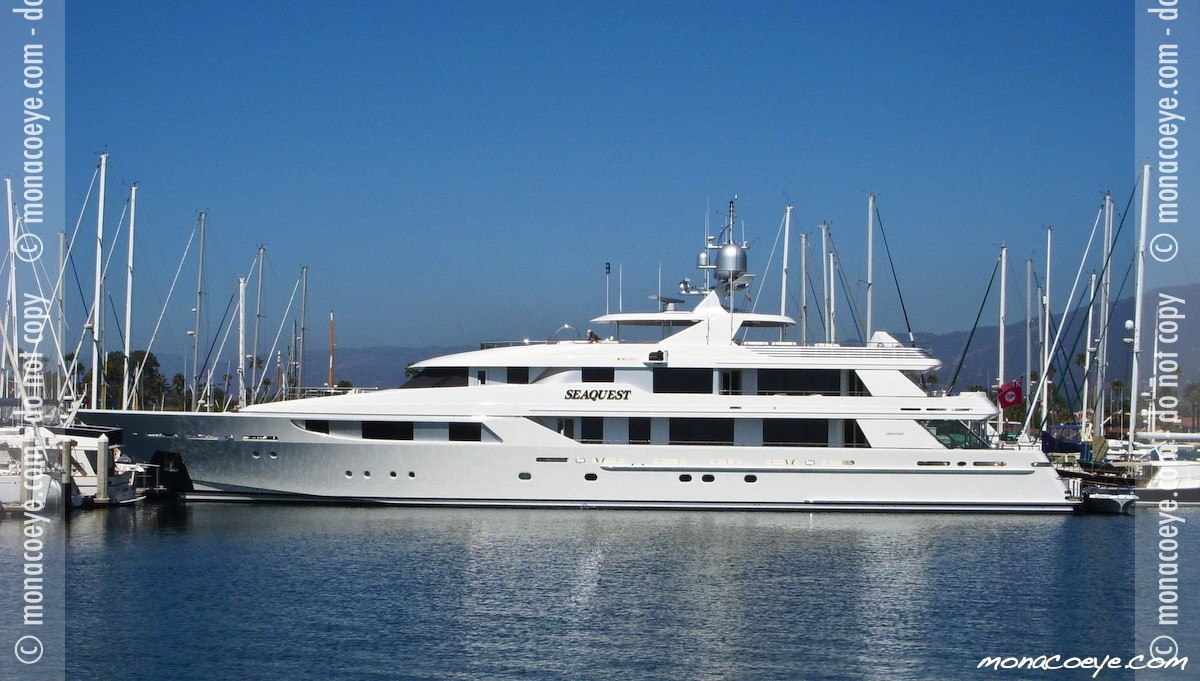 Seaquest, yacht