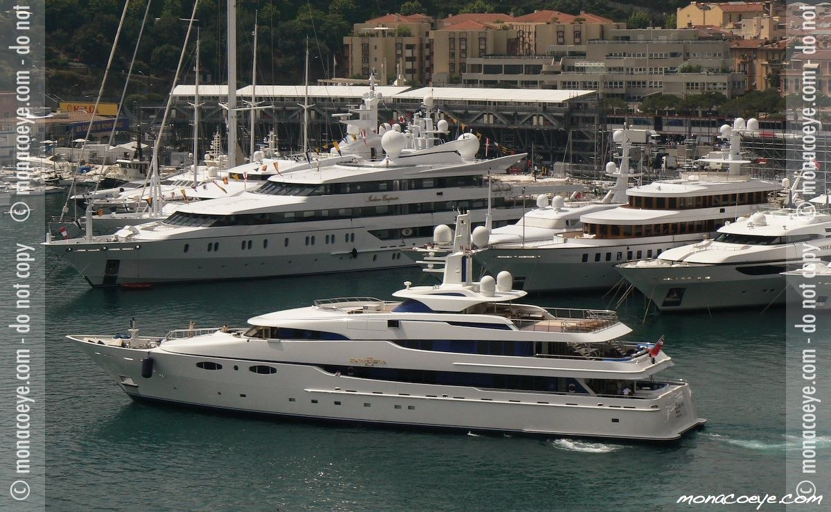 2007 Monaco Grand Prix - Zenobia